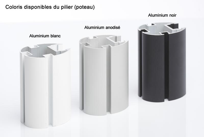 Coloris pilier
