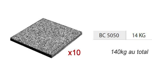Dalle bc5050