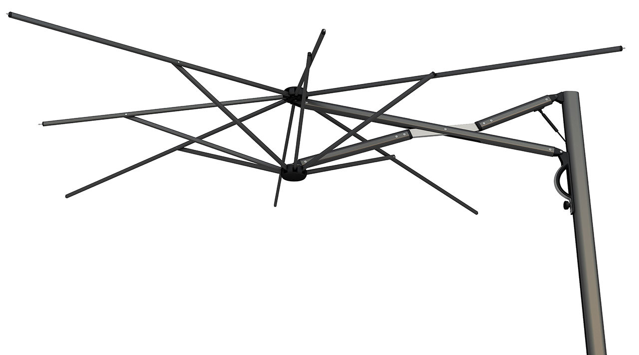 parasol piscine luxe maison design