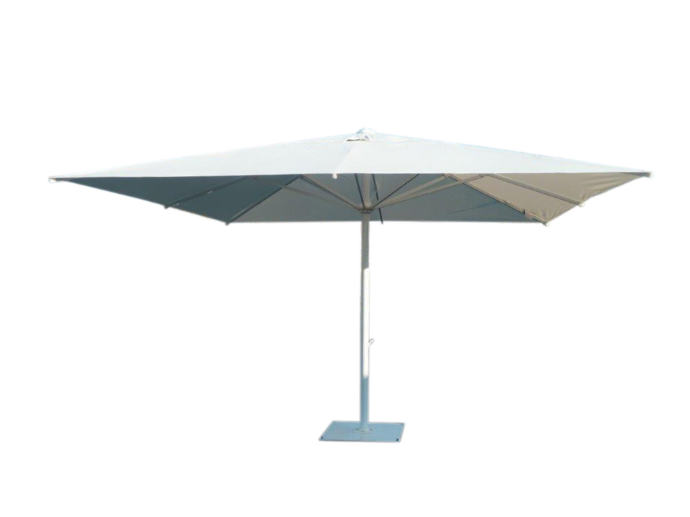 Maxisoco V2 grand parasol vent robuste