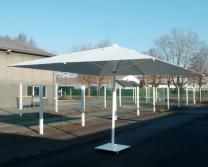 parasol maxisoco v2 pour terrasse restaurant hotel entreprise