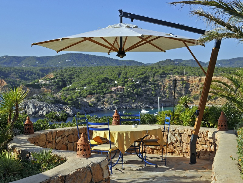 parasol d port pour terrasse restaurant et h tel grand. Black Bedroom Furniture Sets. Home Design Ideas