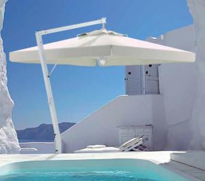 Parasol d port de qualit parasol haut de gamme grand - Parasol deporte rectangulaire 3x4m ...