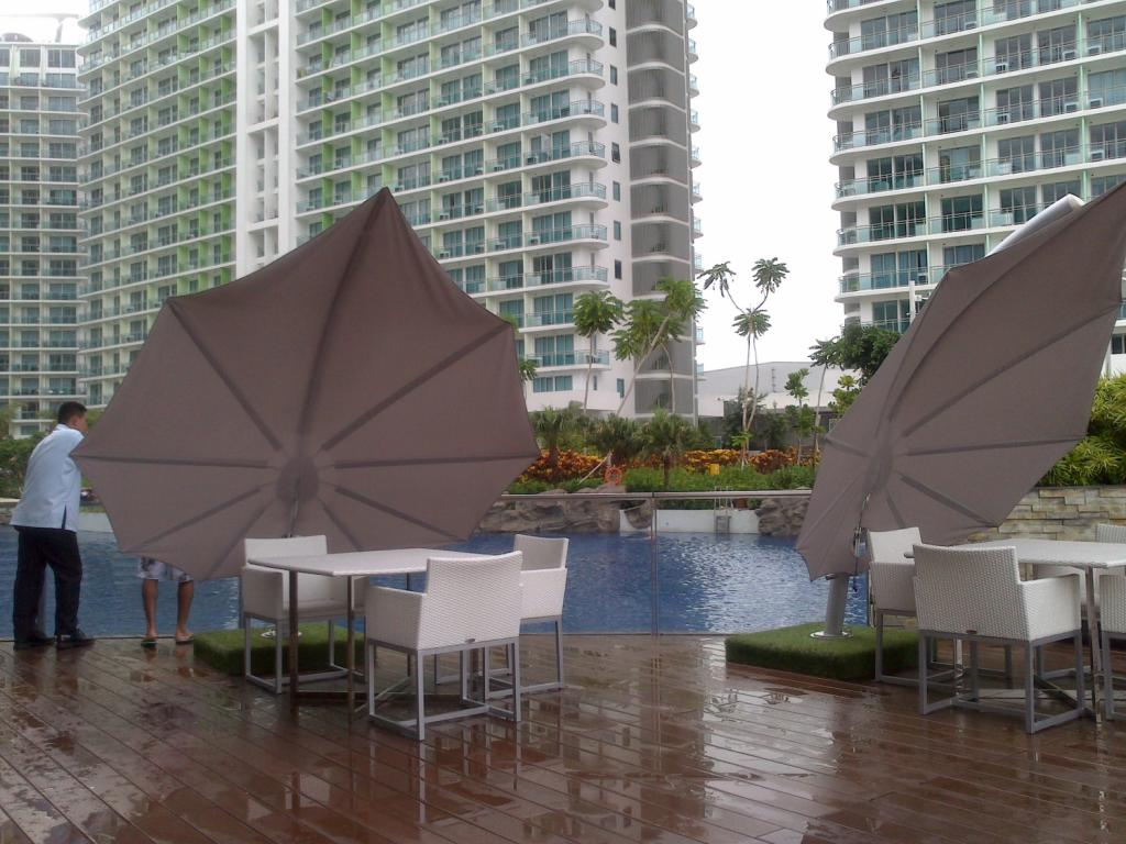 parasols plages design et tendance