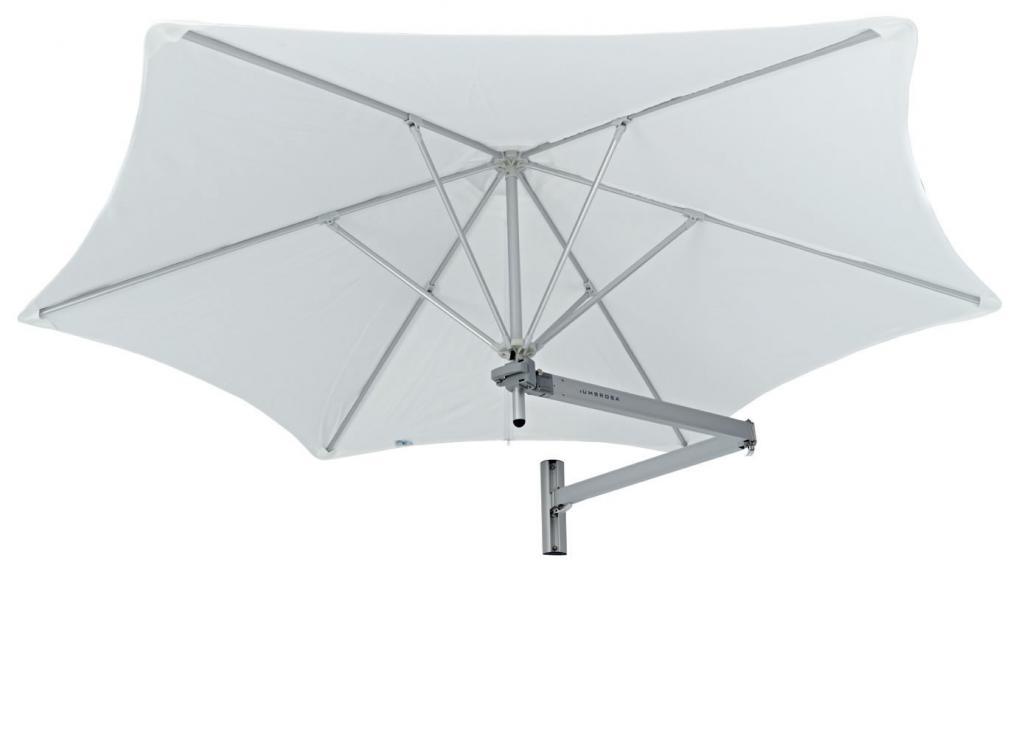 Paraflex wallflex umbrosa armature parasol