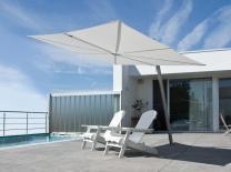 Spectra umbrosa parasol design