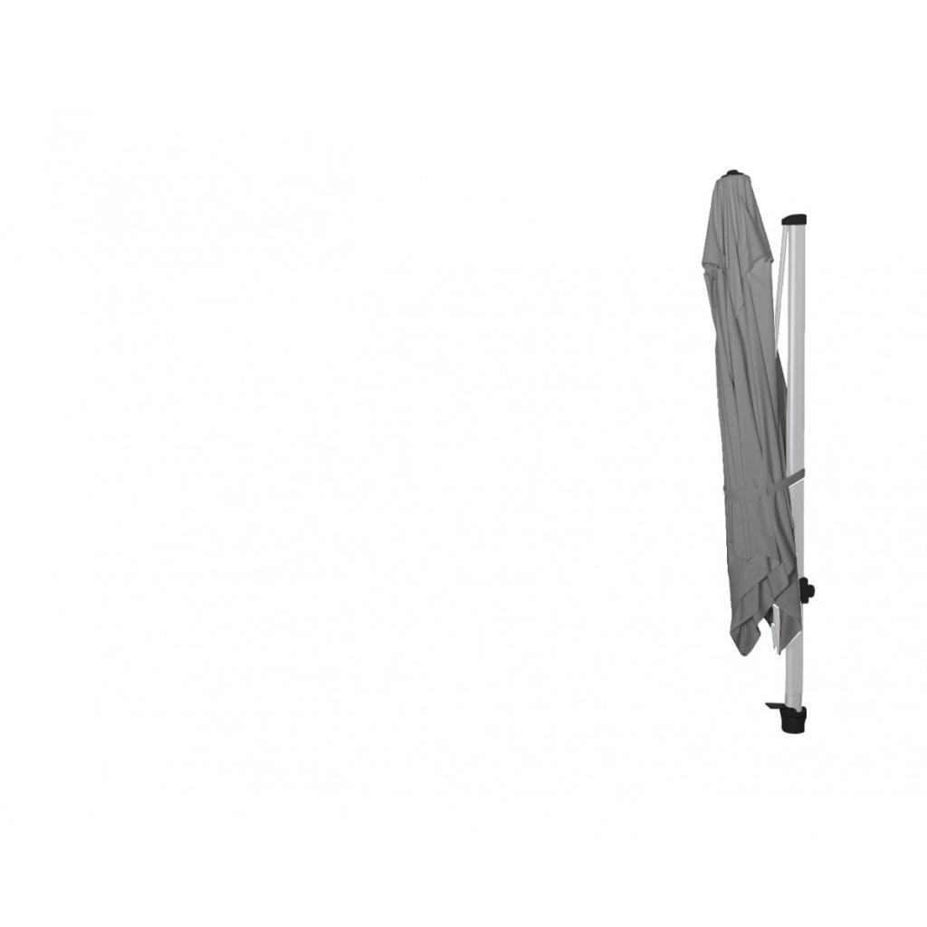 Parasol 3x3m avec éclairage led Fratello Pro SOLERO