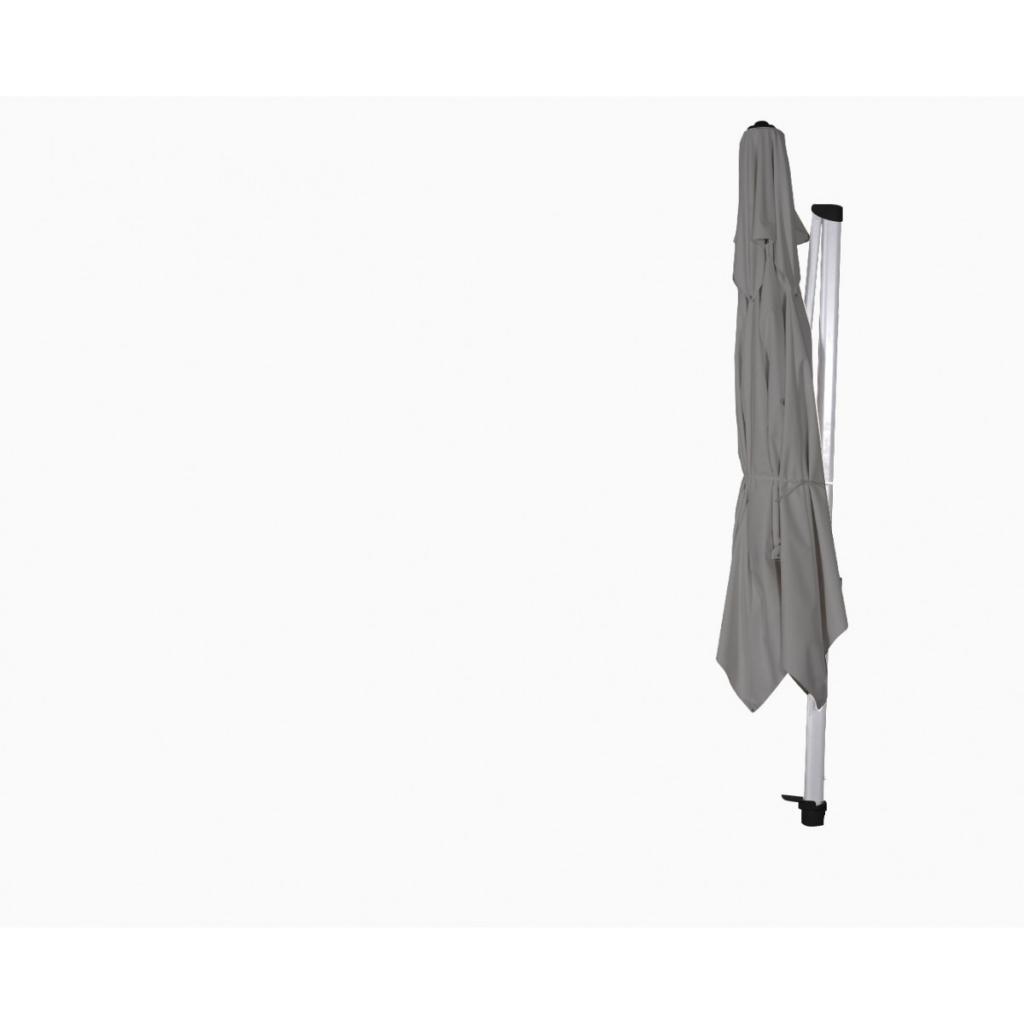 Laterna pro parasol ferme gris
