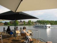 Maxisoco restaurant parasol pro