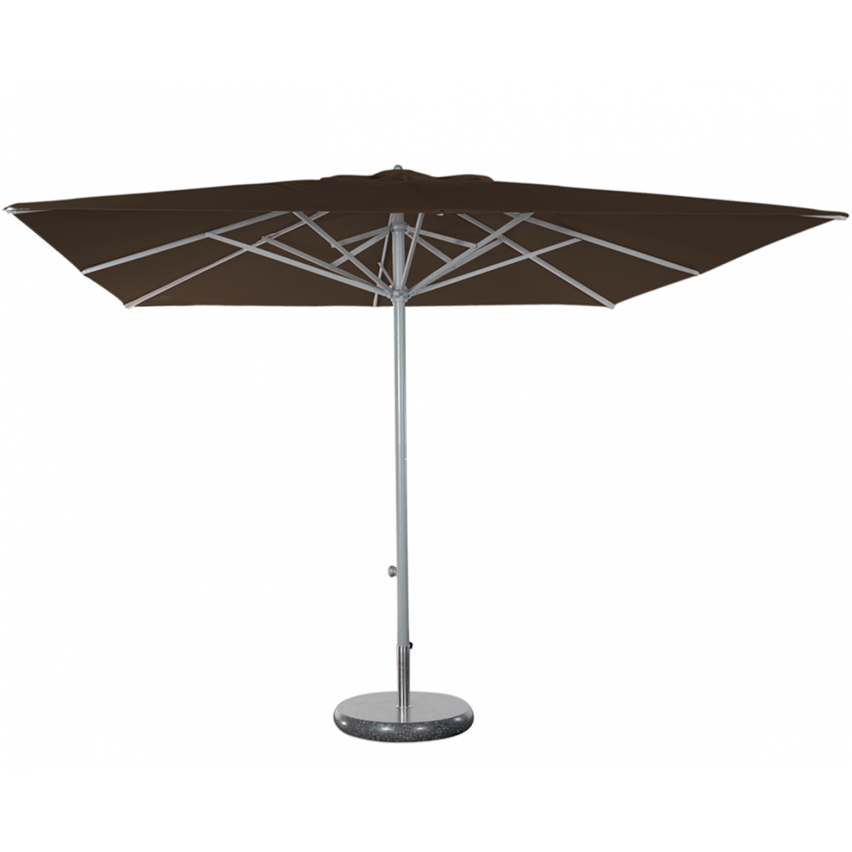 Parasol carré pour terrasse Presto SOLERO
