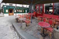 parasol professionnel hôtel restaurant terrasse