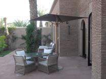 Parasol en bois pour restaurant Palladio Standard SCOLARO