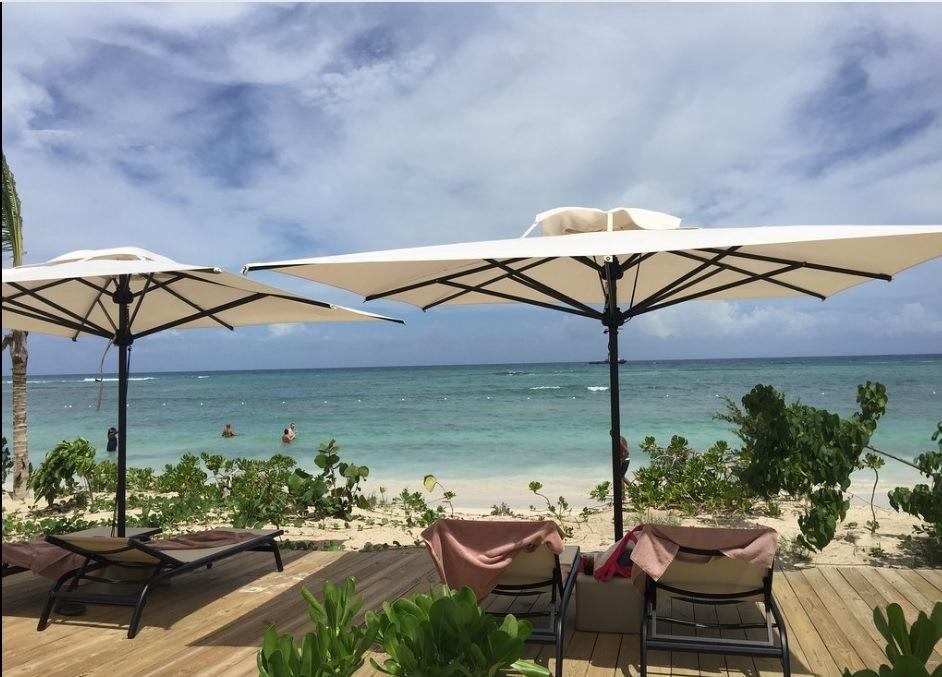 Parasol pour terrasse restaurant Leonardo Telescopic SCOLARO