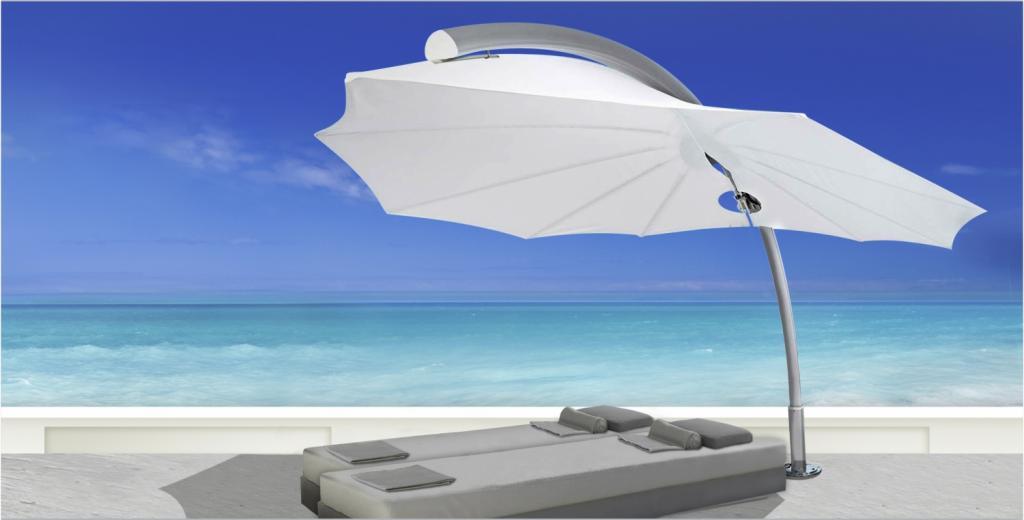 Parasol contre le vent Icarus UMBROSA