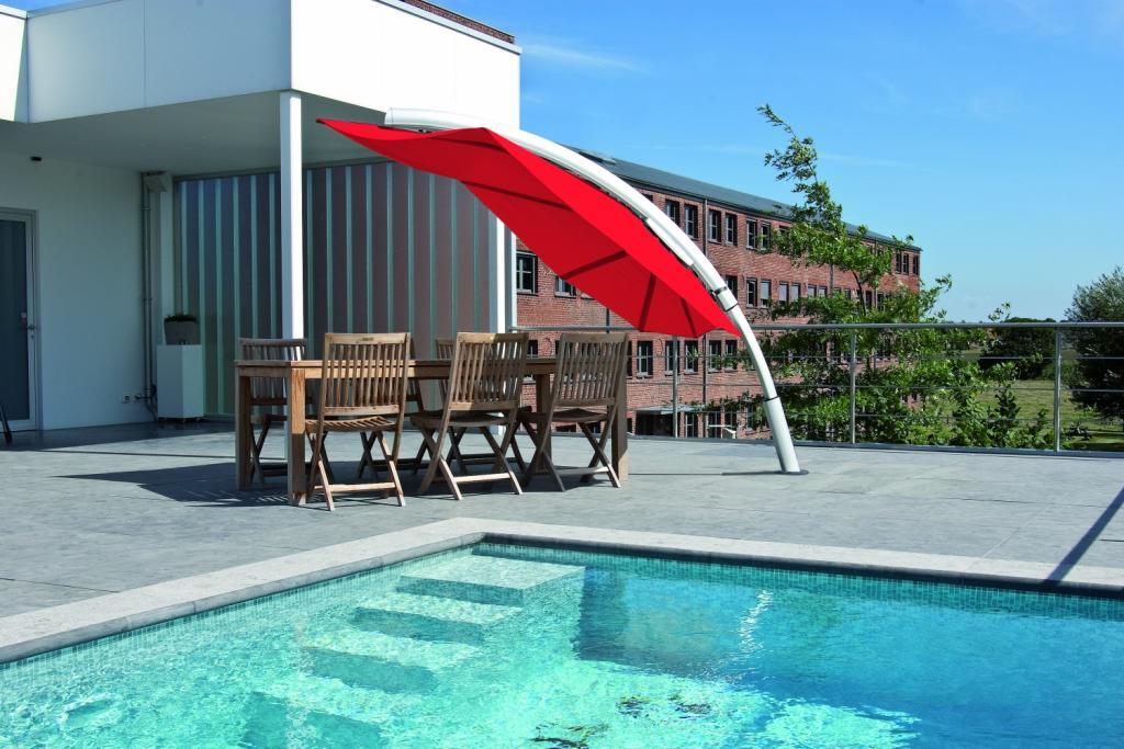 parasol pour maison architecte design
